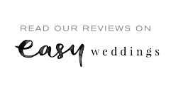 Read our Reviews on Easy Weddings