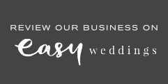 Review our business on Easy Weddings